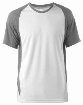 Pánské dvoubarevné sportovní trièko - Výprodej